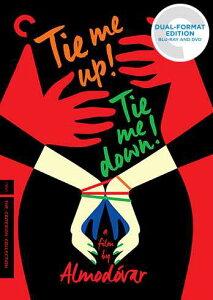 新品北米版Blu-ray!【アタメ/私をしばって!】 Tie Me Up Tie Me Down: Criterion Collection [Blu-ray/DVD]