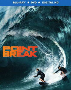 新品北米版Blu-ray!【X-ミッション】 Point Break [Blu-ray/DVD…