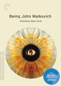 新品北米版Blu-ray!【マルコヴィッチの穴】 Being John Malkovich (Criterion Collection) [Blu-ray]!