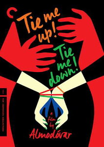 新品北米版DVD!【アタメ/私をしばって!】 Tie Me Up Tie Me Down: Criterion Collection