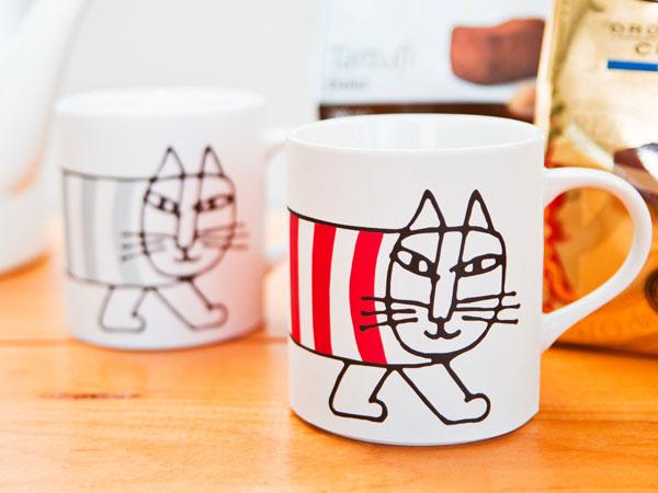 リサラーソンのマグカップ