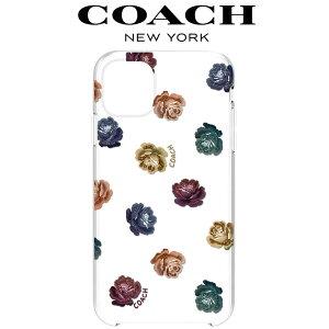 コーチ iphone11 ケース Pro Max クリア おしゃれ かわいい ブランド スマホケース アイフォンケース iphone11 Coach
