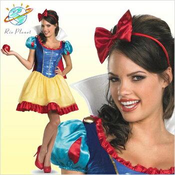 ディズニープリンセス ドレス 白雪姫 コスプレ コスチューム 衣装 ドレス 大人 ハロウィン ディズニー 白雪姫 コスプレ コスチューム 衣装 ドレス 大人 ハロウィン