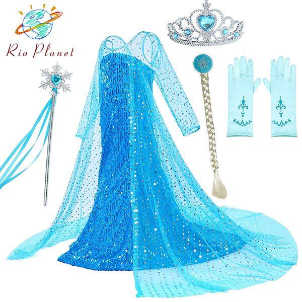Lana Rain Costumes Frozen