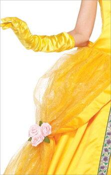ディズニーコスプレ仮装プリンセス美女と野獣ベルデラックス大人用コスチュームハロウィン衣装ディズニーコスプレ仮装プリンセス美女と野獣ベルデラックス大人用コスチュームハロウィン衣装
