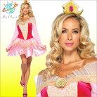 ディズニー,コスプレ,仮装,プリンセス,,眠れる森の美女,オーロラ姫,,大人用,コスチュームハロウィン,衣装