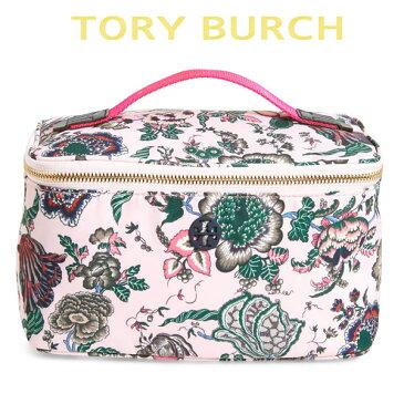 トリーバーチ ポーチ コスメポーチ ブランド 大容量 機能的 バニティ 仕切り Tory Burch