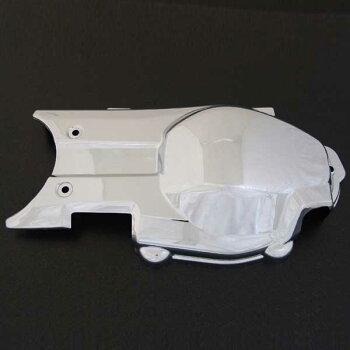 ホンダ フォルツァ FORZA 250 MF06 メッキ クランク プーリーケース カスタム 外装 パーツ