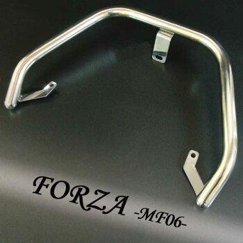 ホンダ フォルツァ 250 MF06 タンデムバックレストバー 角型 外装 パーツ