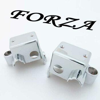 フォルツァX Z FORZA MF08 メッキマスターシリンダーカバー タイプ1 外装 パーツ