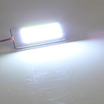 12V・24V兼用面発光タイプ52mm×22mm汎用LEDルームランプルームライトマップ室内灯車内灯T1036mm37mm40mmウェッジアルファードヴェルファイアセレナノアヴォクシーステップワゴンエルグランドハイエーストラックバス等に《タイプE》
