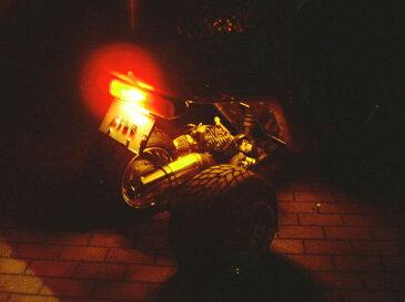 【あす楽対応】 48連 防水 汎用 LED チューブ ライト ランプ イエロー 黄 マジェスティ マグザム スカイウェイブ フュージョン フォルツァ ズーマー アドレス シグナス 等 パーツ 超高輝度