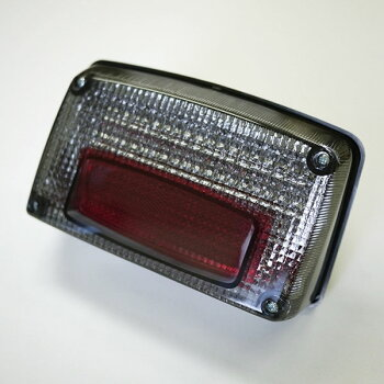 GSX1100S GSX750S カタナ 刀用 LED テールランプ/ライト ナンバー灯付き スモークレンズ
