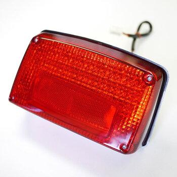 GSX1100S GSX750S カタナ 刀用 LED テールランプ/ライト ナンバー灯付き レッドレンズ