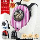 【送料無料】 猫 キャリーバッグ キャリー リュック キャリ...