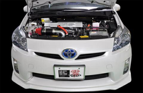 ZERO1000 パワーチャンバー トヨタ プリウス DAA-ZVW302009.5〜 CVT 日本全国送料無料