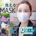 マスク 洗える 10枚セット 秋冬春 【リスカイマスク】 ウ