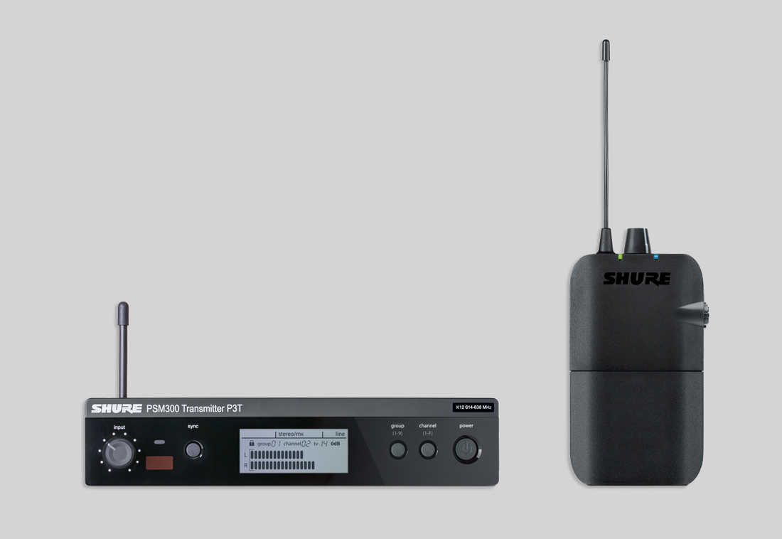 PA機器, マイク SHURE ( ) PSM300 P3TR