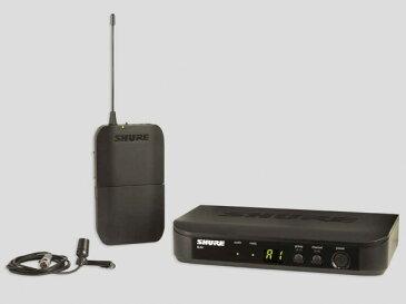SHURE/シュアー BLX14 / CVL ラべリア・ピンマイク ワイヤレスシステム