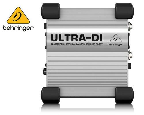 DAW・DTM・レコーダー, ダイレクトボックス Behringer DI100 ULTRA-DI