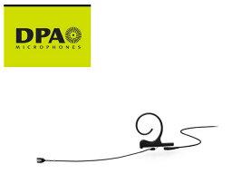DPA CORE4166-OC-F-B10-LE 無指向性ミニチュア・カプセルを搭載 シングルイヤー ロングブーム TA4F/黒