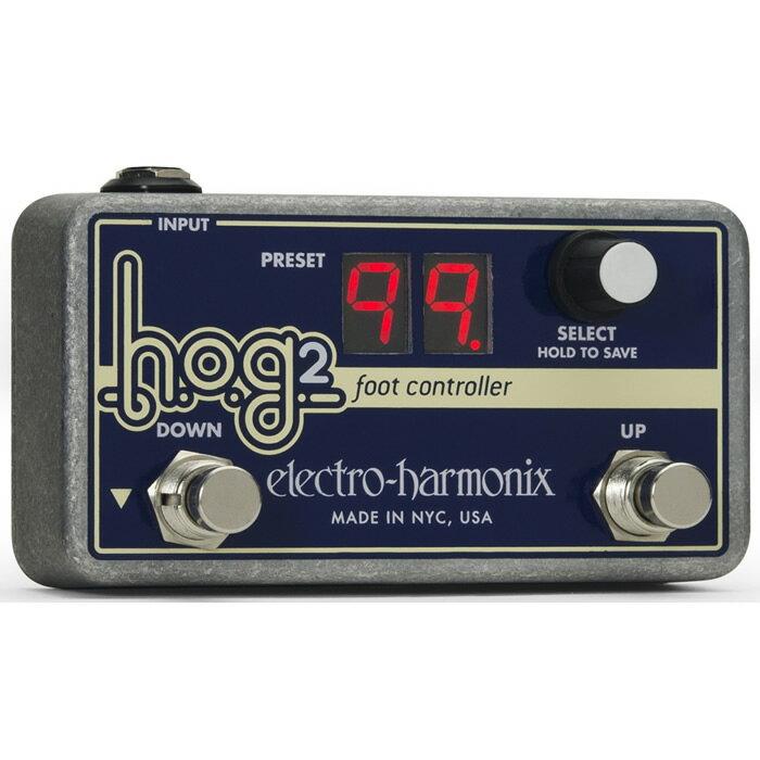 ギター用アクセサリー・パーツ, エフェクター Electro-HarmonixHOG2 Foot Controller HOG2EHX