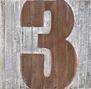 ウッドサインボード No.3 リサイクルウッド アンティーク レトロ ...