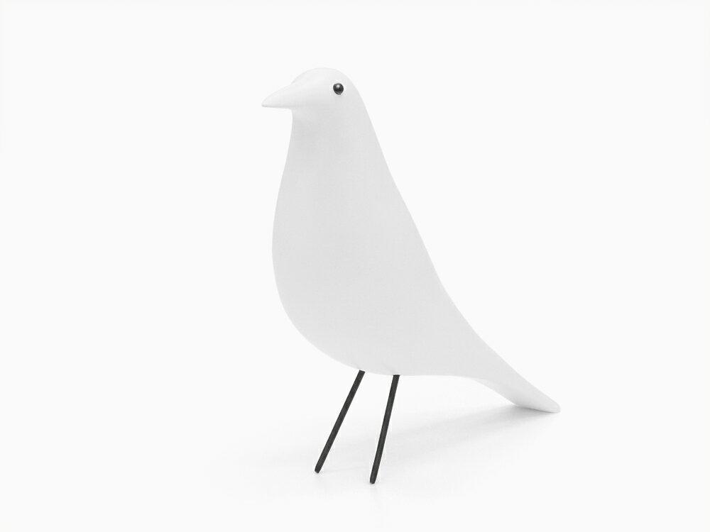 イームズ ハウスバード ホワイト オブジェ チャールズ&レイ・イームズ Eames House Bird Charles & Ray Eames ミッドセンチュリー デザイナーズ リプロダクト インテリア 雑貨 鳥 干支置物 酉年 トリ とり 小物 ディスプレイ 可愛い お洒落
