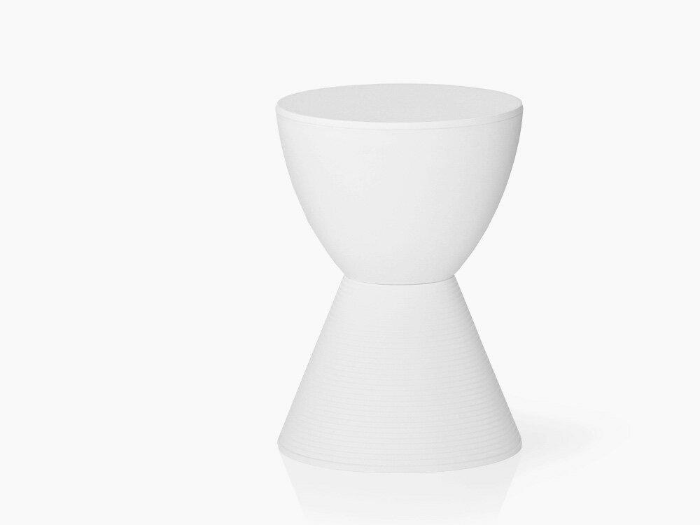 プリンスアハ スツール ホワイト フィリップ・スタルク Philippe Starck 収納 チェア リプロダクト 腰掛け ダイニングチェア オットマン フットスツール 椅子 玄関イス ベンチ Prince AHA プリンス・アハ