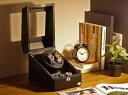 【 LEDライト付き 】 ワインディングマシーン 1本 1年保証 マブチモーター 腕時計 ワインダー 自動巻き ウォッチワインダー ワインディングマシン ケース 高級 白 黒 ゴールド 赤 ワインレッド