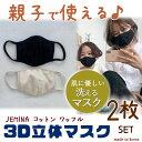 【クリスマスセール】【ゆうパケット対応】【立体マスク】JEM