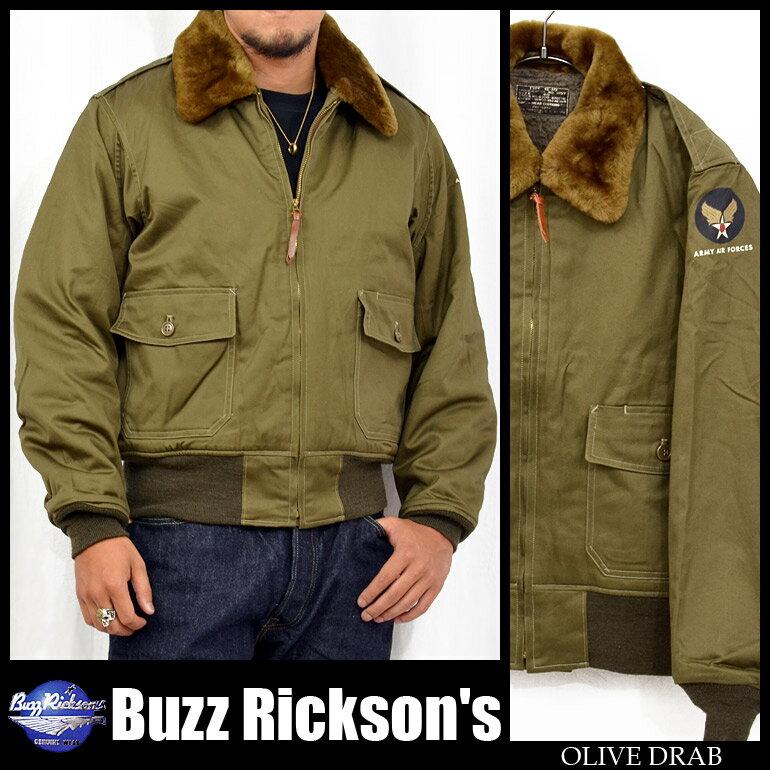 バズリクソンズ B-10 フライト ジャケット BUZZ RICKSON