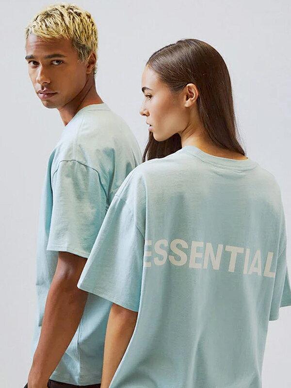 トップス, Tシャツ・カットソー Fear of God essentials T FOG ESSENTIALS F.O.G Boxy REFLECTIVE REFLECTIVE-SS-M