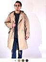 ヒューストン HOUSTON ジャケット モッズコート メンズ レディース 大きいサイズ M-51 アウター パーカー 青島コート 踊る大捜査線 米軍 ミリタリー ビジネス カジュアル 5409A 母の日 プレゼント ギフト ラッピング