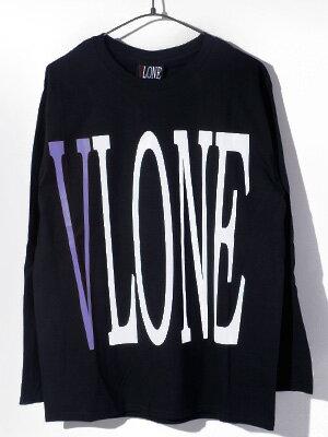 トップス, Tシャツ・カットソー VLONE T STAPLE LONG SLEEVE SHIRT LS TEE AAP Mob ASAP BARI Ian Connor Kanye West STAPLE-LST-BP