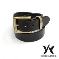 YOROI,ベルト,メンズ,本革,牛革,レザー,鎧,日本製,461-928