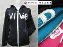 【春夏モデル】VIVA HEART replie フルジップパーカー5...