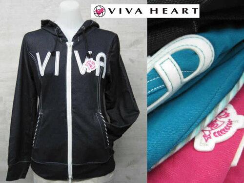 VIVA HEART replie フルジップパーカー54311【あす楽/ビバハートリプリエー/レディ...