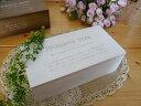 白 お洒落な木製ティッシュBOXフタ付 ホワイト 小物入れ 木箱