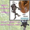 ステンレスピアス デザインスカルピアス(1個売り)◆選べる福袋対象◆◆オマケ革命◆