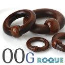 ボディピアス 00G キャプティブビーズリング ウッド素材(1個売り)◆選べる福袋対象◆◆オマケ革命◆
