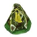 シフトブーツカバー 大花束 グリーン