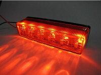 CE-242Aヤック流星Re6LED車高灯ランプ橙レンズ/LED橙(24V用)