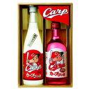 【送料無料】中国醸造 カープびいき ギフトセット CARP-30
