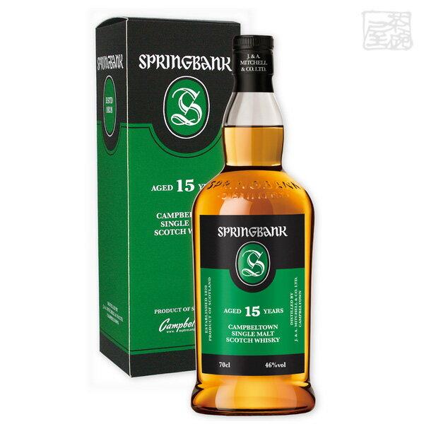 スコッチ・ウイスキー, モルト・ウイスキー 15 46 700ml