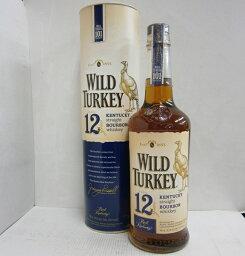 ワイルドターキー12年 並行 50.5% 700ml バーボンウイスキー