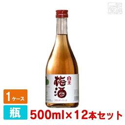 江井ヶ嶋 白玉梅酒 14度 500ml 12本セット