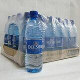 スコットランドの水 ディーサイド 500ml*1ケース(24本) ミネラルウォーター DEESIDE Natural Mineral Water
