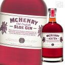 マクヘンリー スロー ジン 26度 700ml スピリッツ