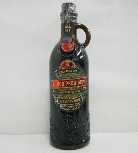 エル ロン プロフィビド(プロイビード)レゼルバ 15 並行 40% 700ml メキシコ産ラム酒